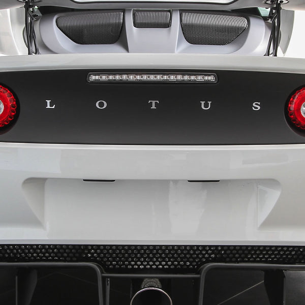 """LOTUS"" spaced lettering (Elise & Exige S3)"