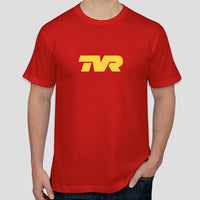 "TVR logo t-shirt - alternative ""solid"" style"