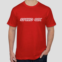 TVR SPEED SIX logo t-shirt