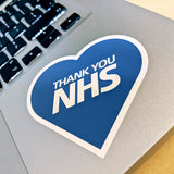 """Thank You NHS"" sticker - all profits to Masks for NHS Heroes campaign"