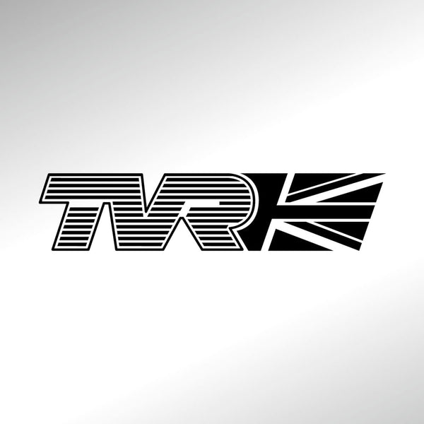 "TVR ""Union Jack"" decal"