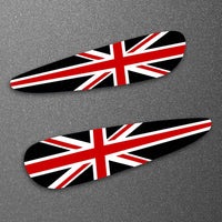 Union Jack FACTORY Lotus Exige S2 Wing / Spoiler end decals