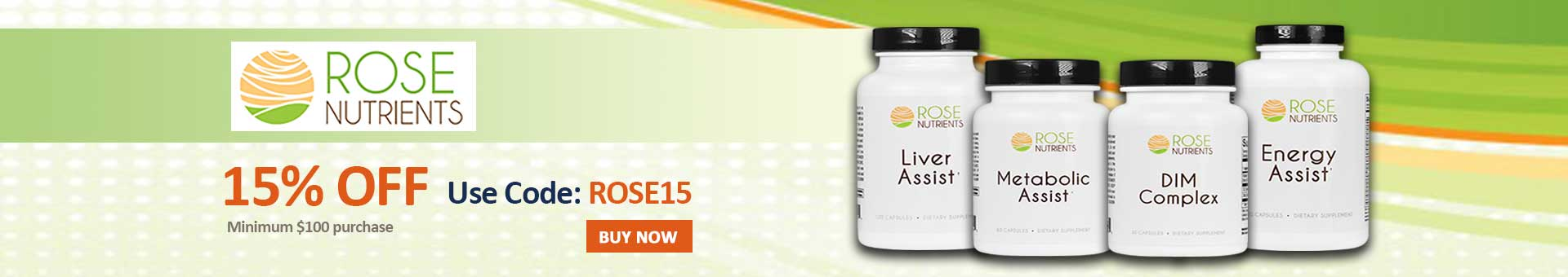 Rose Nutrients Supplements