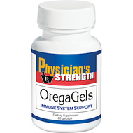 Physician's Strength 100% Wild Oil of Oregano 60 gels