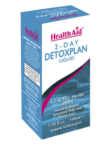 2-Day Detox Plan 3.38 oz Health Aid America