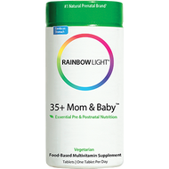 35+ Mom and Baby 60 tabs Rainbow Light Nutrition