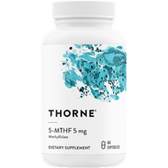 5-MTHF 5mg 60c Thorne Research