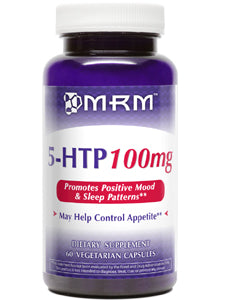 5-HTP 100 mg 60 caps Metabolic Response Modifier