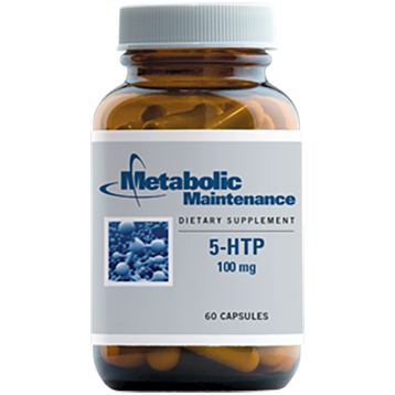 Metabolic Maintenance 5-HTP 100 mg 60 caps