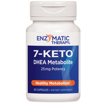 Enzymatic Therapy 7-KETO 3 DHEA 60 caps