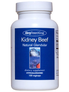 Kidney Beef 100 vcaps Allergy Research Group