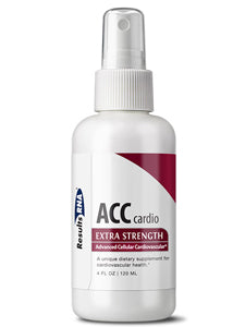 ACC Cardio Extra Strength 4 fl oz. Results RNA