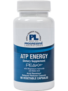 ATP Energy 90 vcaps Progressive Labs