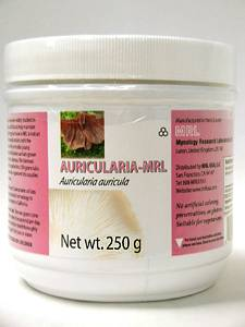 Auricularia-MRL 250 gms Mycology Research Labs