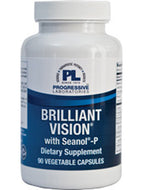 Brilliant Vision with Seanol-P 90 vcap Progressive Labs