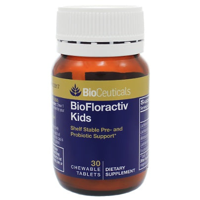 BioFloractiv Kids 30 Chewables