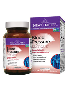 Blood Pressure Take Care 60 vcaps