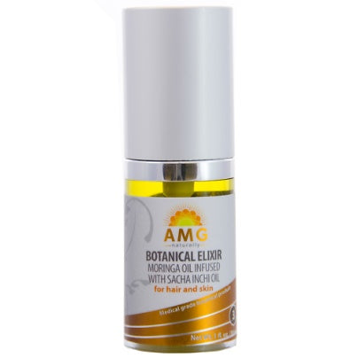 Botanical Elixir Oil 1oz AMG Naturally