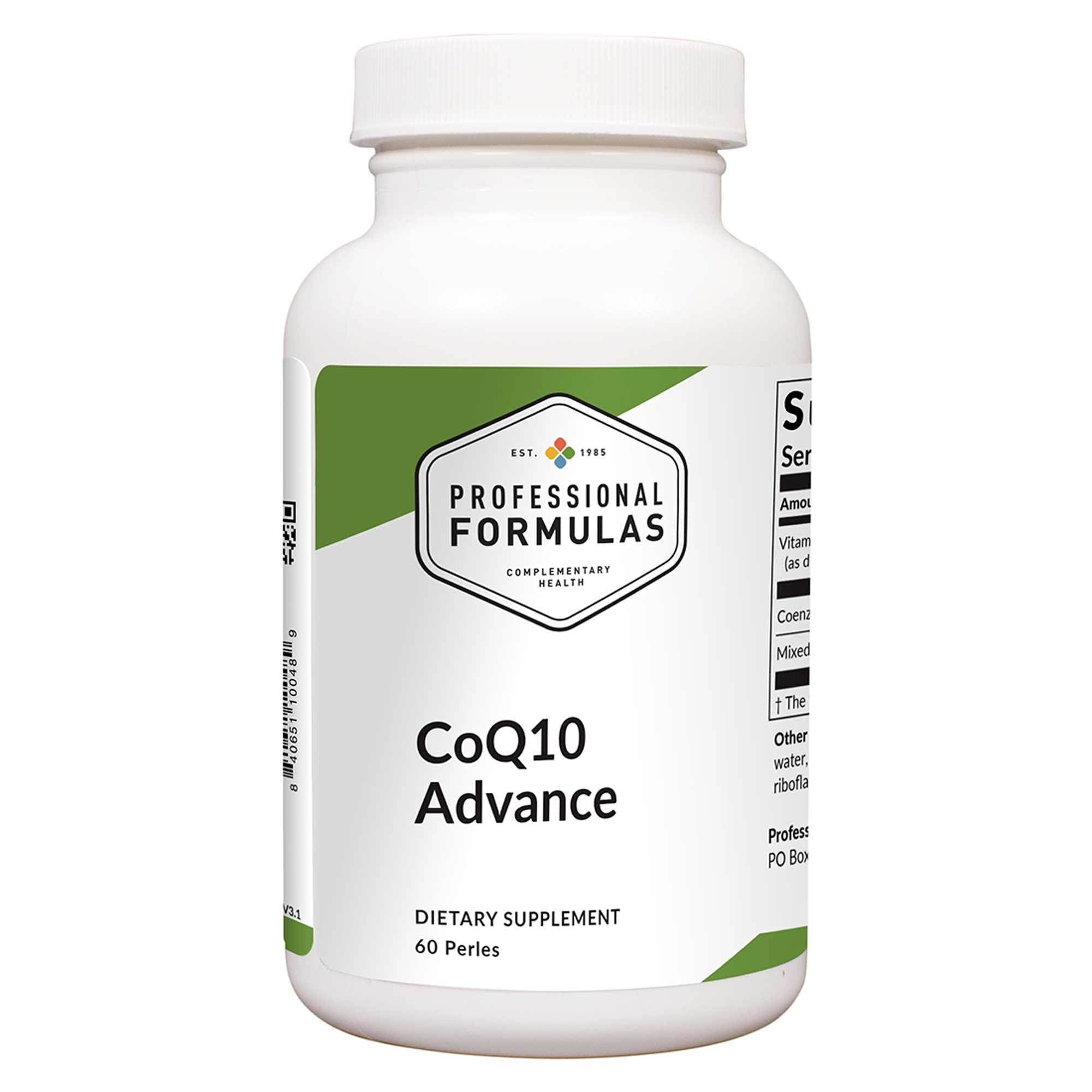 CoQ10 Advance 100mg 60prls