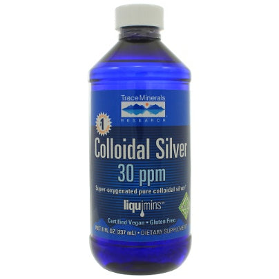Colloidal Silver 30 PPM 16 fl oz