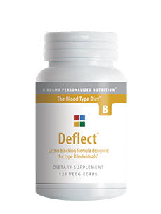 Deflect B 120 vcaps D'Adamo Personalized Nutrition