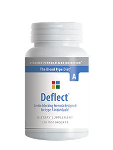 Deflect A 120 vcaps D'Adamo Personalized Nutrition