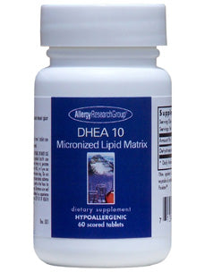 DHEA 10 mg 60 tabs Allergy Research Group