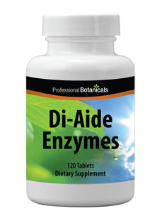 Di Aide Enzymes 690 mg 120 tabs