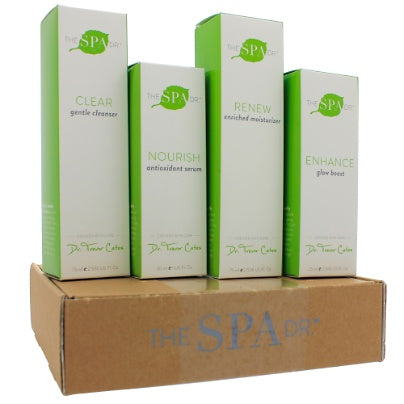 Daily Essentials Kit - 4 Step System - The Spa Doctor