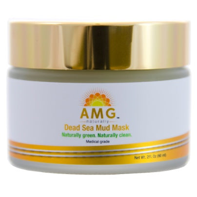 Dead Sea Clay Mask 2oz AMG Naturally