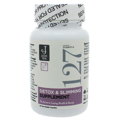 Detox and Slimming Supplement 60c Jadience Herbal Formulas