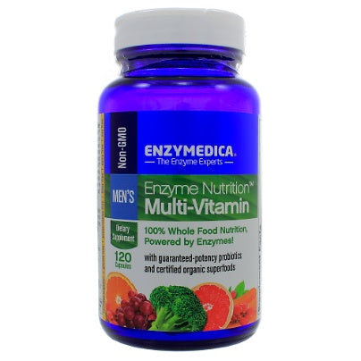 Enzyme Nutrition Mens 120c