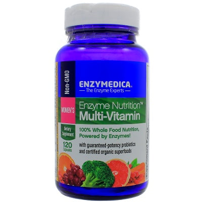 Enzyme Nutrition Womens 120c