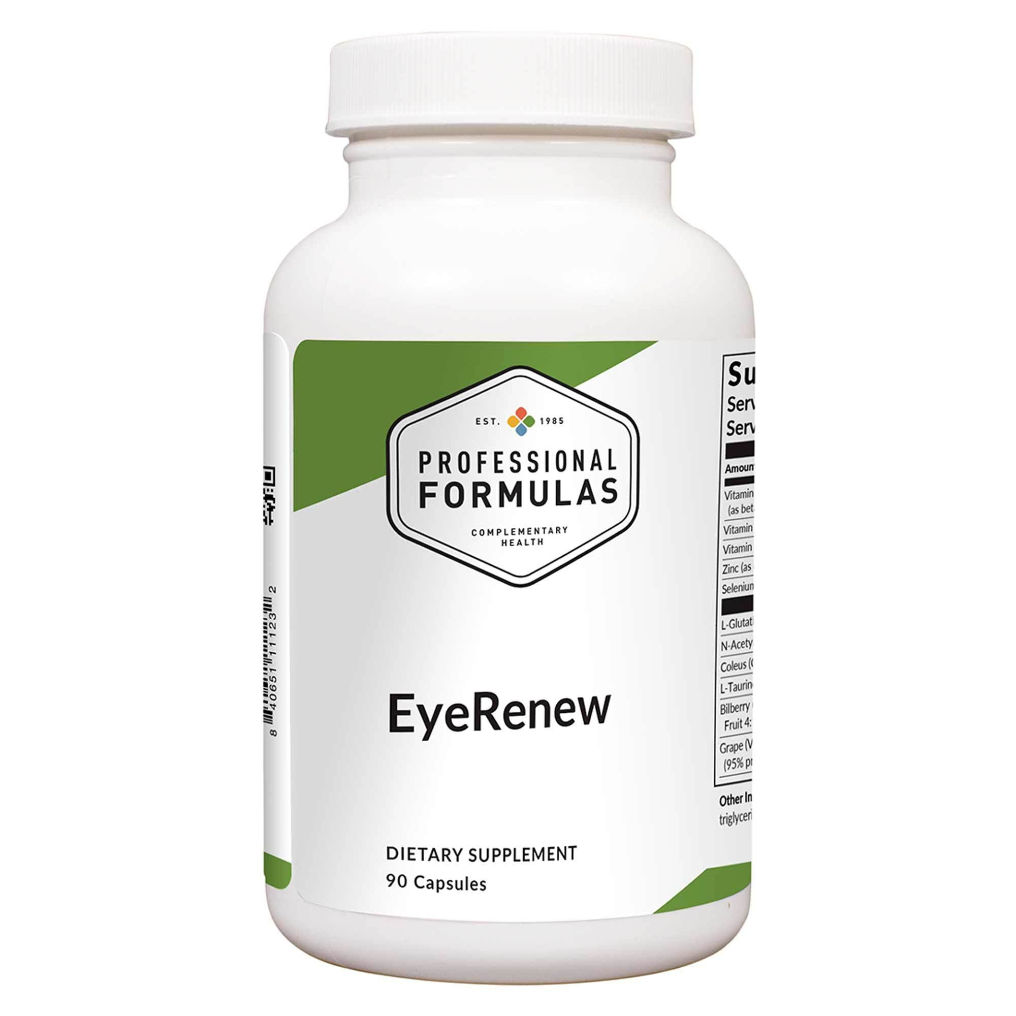 Eye Renew 90c Professional Formulas