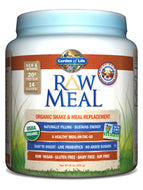 RAW Organic Meal Vanilla Chai 16 oz Garden of Life