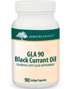 Gla 90 Black Currant Oil 90 Gels Seroyal/Genestra