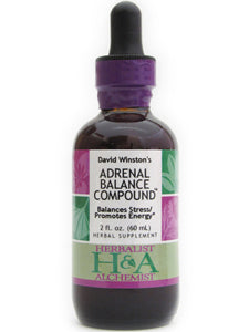 Adrenal Balance Compound 2 oz Herbalist & Alchemist