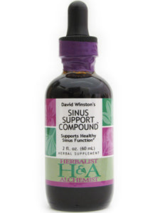 Sinus Support Compound 2 oz Herbalist & Alchemist