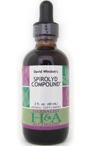 Spirolyd Compound 2 oz Herbalist & Alchemist