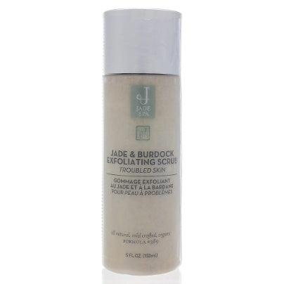Jade and Burdock Resurfacing Exfoliator for TS 5oz Jadience Herbal Formulas