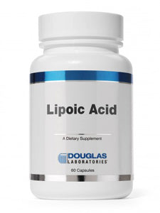 Lipoic Acid 100 mg 60 caps Douglas Labs