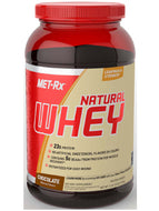 Natural Whey Chocolate 2 lb Met-Rx