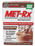 OMR Extreme Chocolate 18 pkt Met-Rx