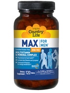 Max For Men 120 tabs Country Life