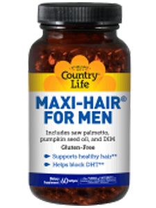 Maxi Hair for Men 60 gels Country Life