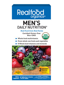 Mens Daily One Nutrition 120 tabs