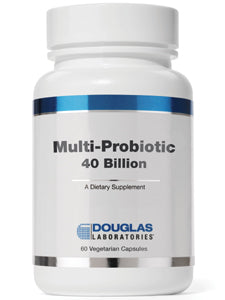 Multi Probiotic 40 Billion 60 vegcaps Douglas Labs