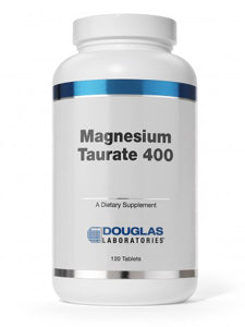 Magnesium Taurate 400 mg 120 tabs