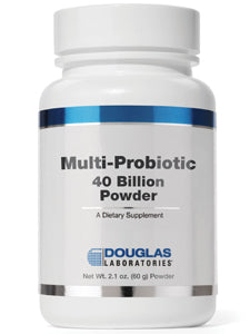 Multi-Probiotic 40 Billion 2.1 oz