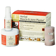 Muscle and Joint Herbal Plaster Kit Jadience Herbal Formulas
